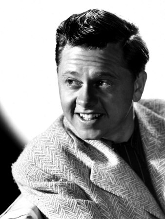 Mickey Rooney | Old-fashioned Image and Retro Artworks...